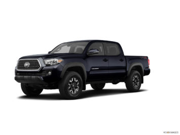 2018 Toyota Tacoma 4WD TRD Off Road 4D Double Cab