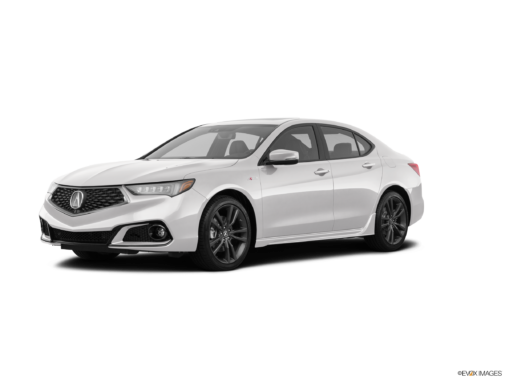 2019 TLX A-Spec Red