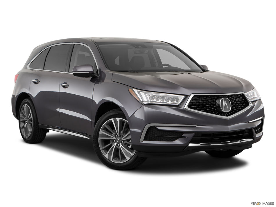 2019 MDX Technology and Entertainment Packages