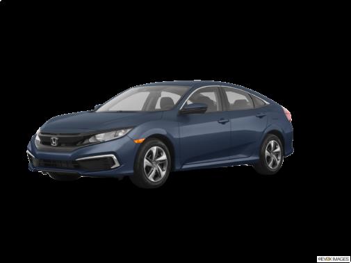 2021 Civic LX