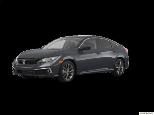 2021 Civic EX
